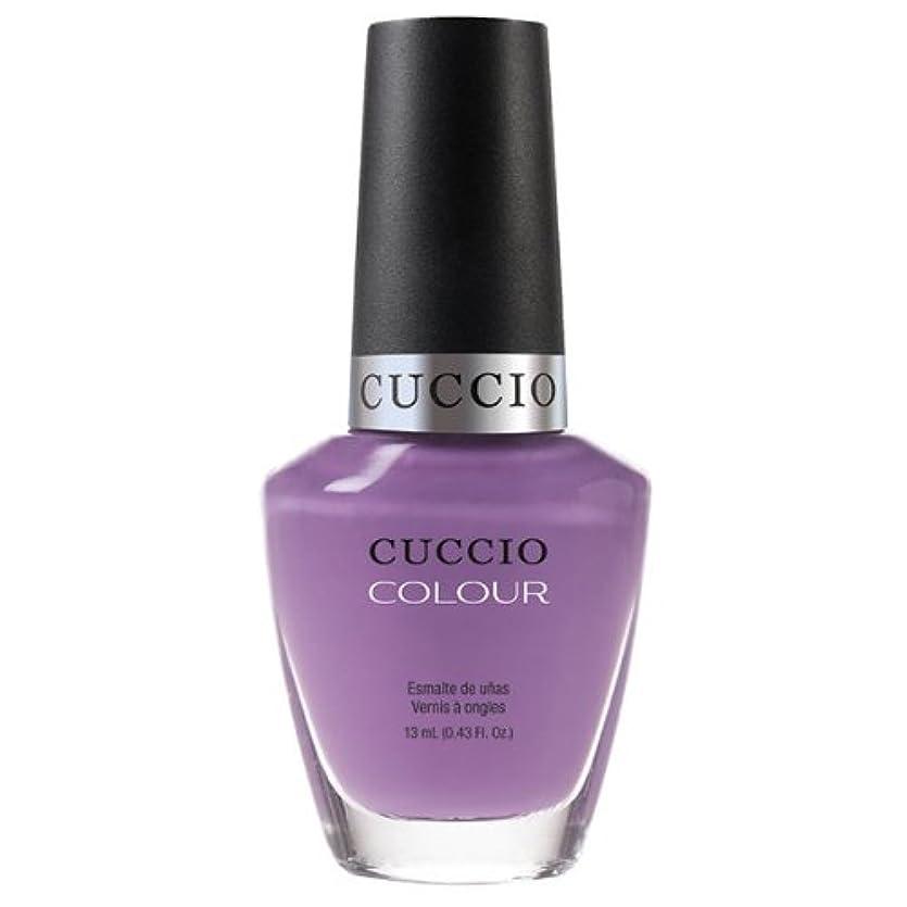 ブリーフケースソフィー失業Cuccio Colour Gloss Lacquer - Cheeky in Helsinki - 0.43oz / 13ml