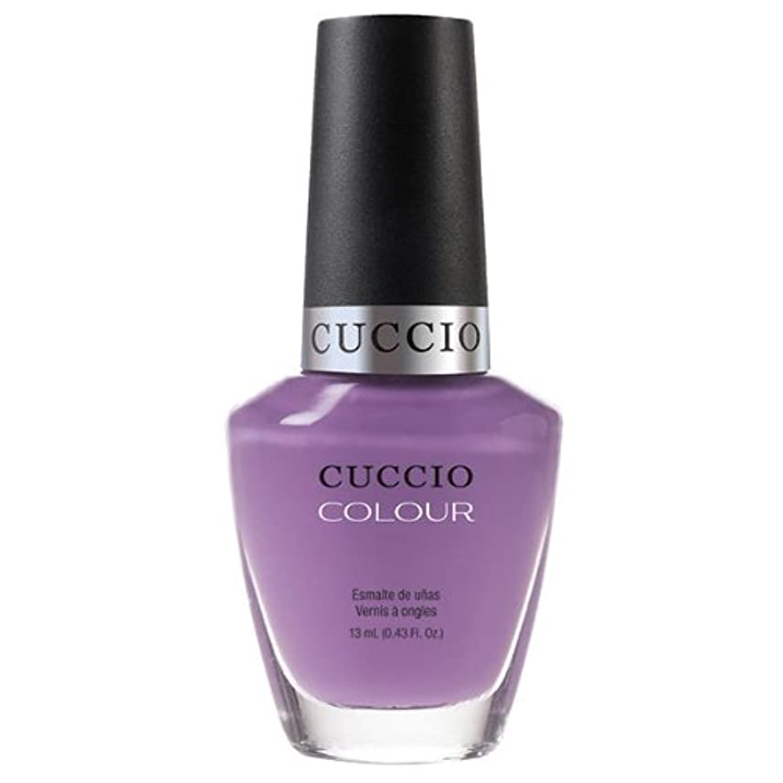 走る恐ろしいパイルCuccio Colour Gloss Lacquer - Cheeky in Helsinki - 0.43oz / 13ml
