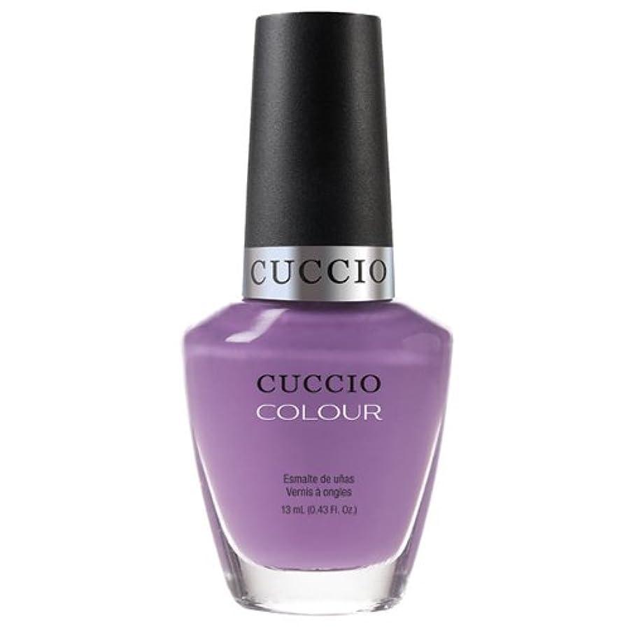 できる滅びる鋸歯状Cuccio Colour Gloss Lacquer - Cheeky in Helsinki - 0.43oz / 13ml