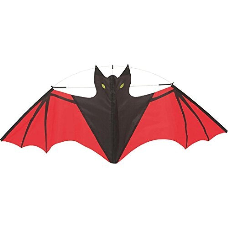 HQ Kites Flying Creature Bat Red 43 Single Line Kite Red [並行輸入品]