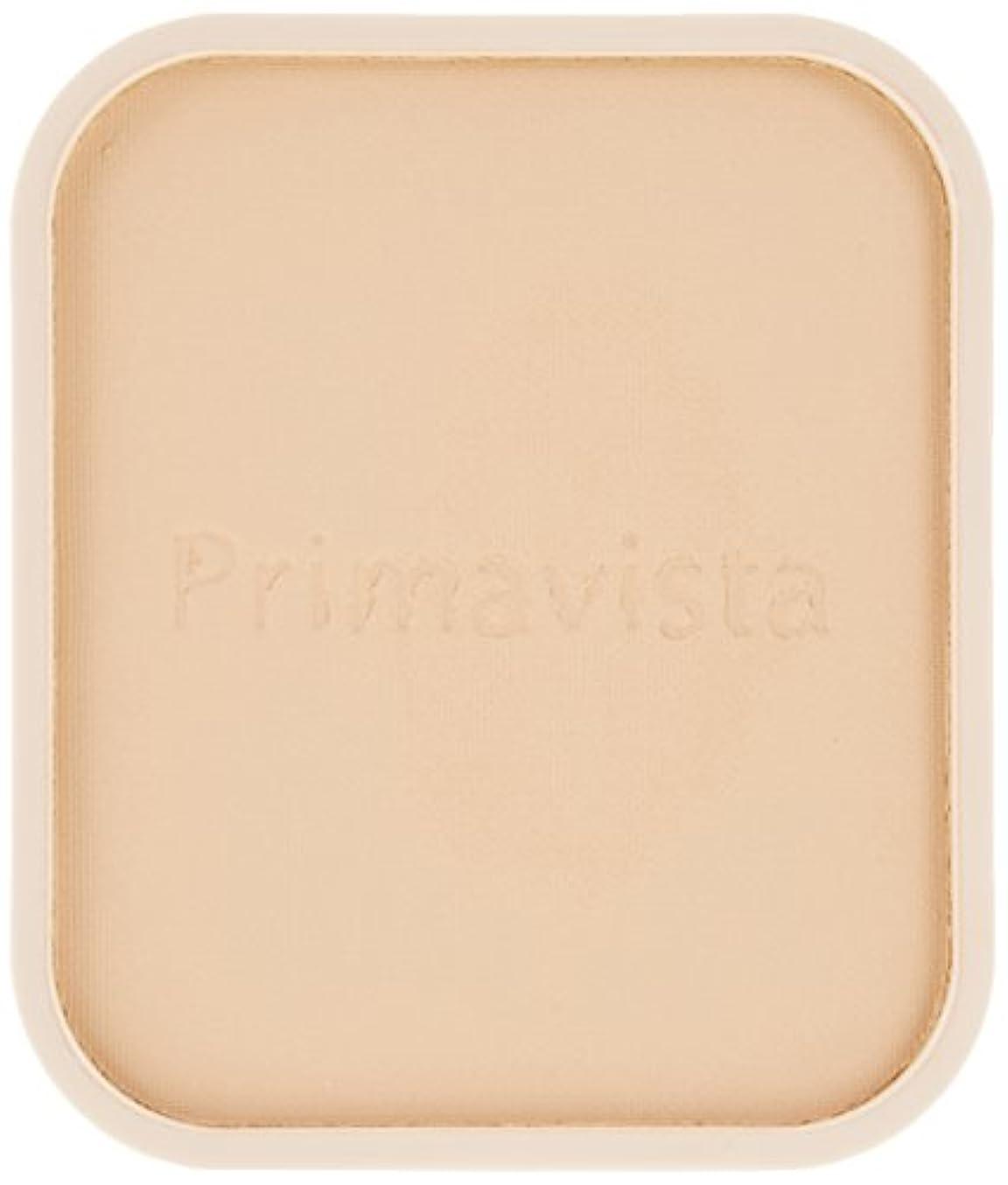 内向き拡張酒ソフィーナ プリマヴィスタ くずれにくい 化粧のり実感パウダーファンデーションUV ベージュオークル03 レフィル