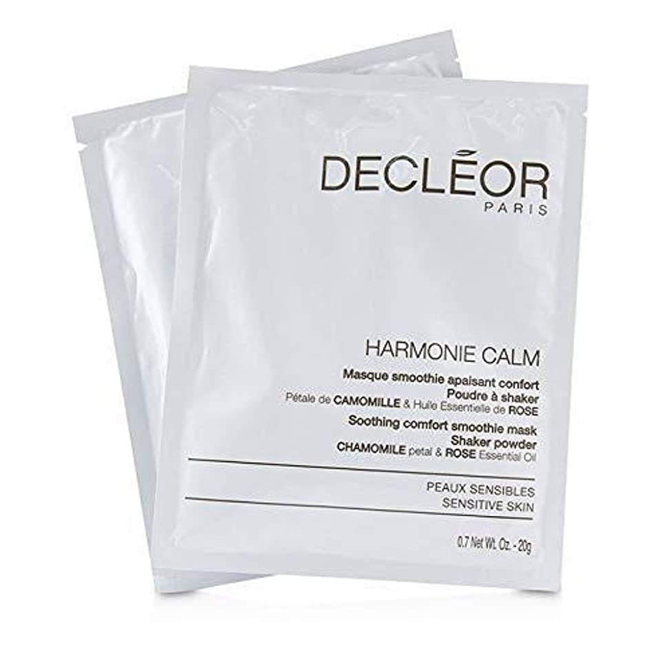 多用途変換する住人デクレオール Harmonie Calm Soothing Comfort Smoothie Mask Shaker Powder - For Sensitive Skin (Salon Product) 5x20g/0.7oz...