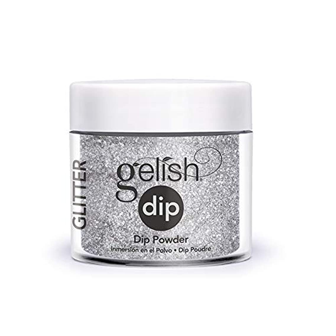 スナッチ混乱させるペチュランスHarmony Gelish - Acrylic Dip Powder - Time to Shine - 23g / 0.8oz