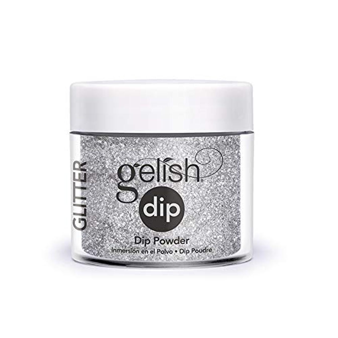 遠洋のコメンテーター世紀Harmony Gelish - Acrylic Dip Powder - Time to Shine - 23g / 0.8oz