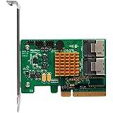 HighPoint SAS/SATA レイドカード 6Gb/s RocketRAID 2720SGL