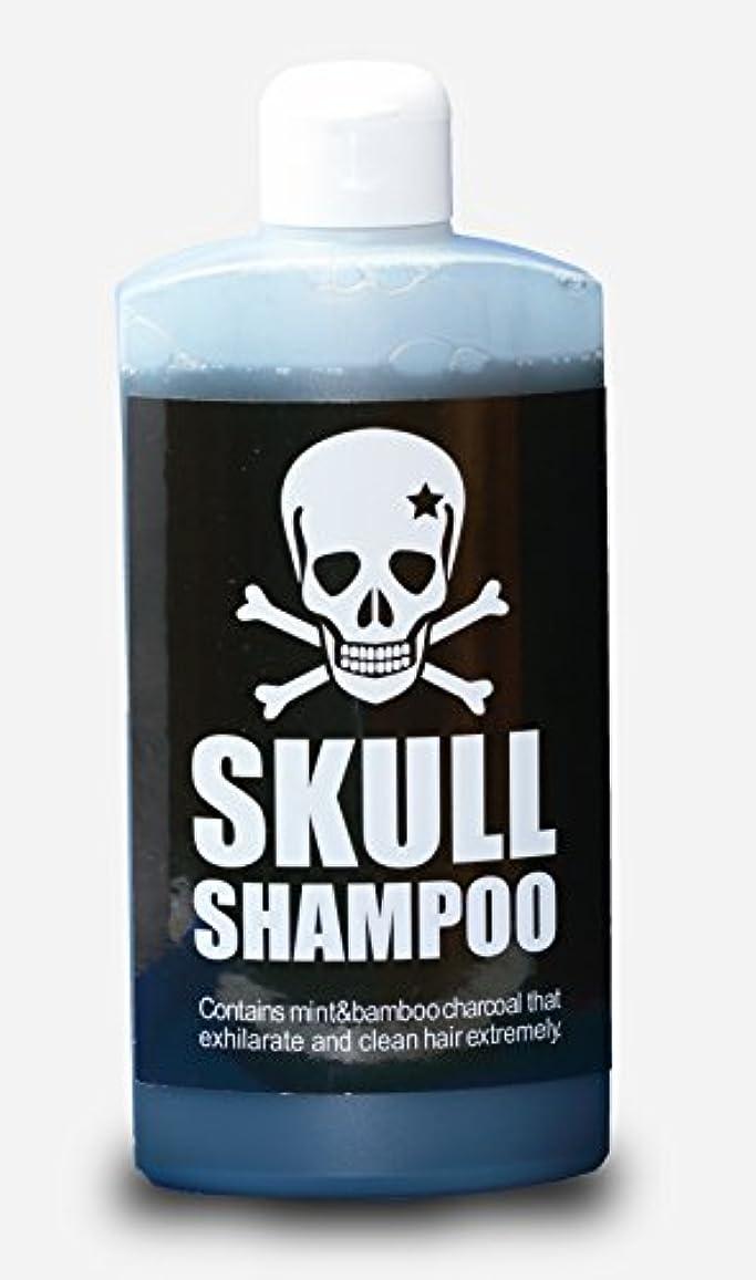 代表団見る氏Skullshampoo/スカルシャンプー Made in Japan
