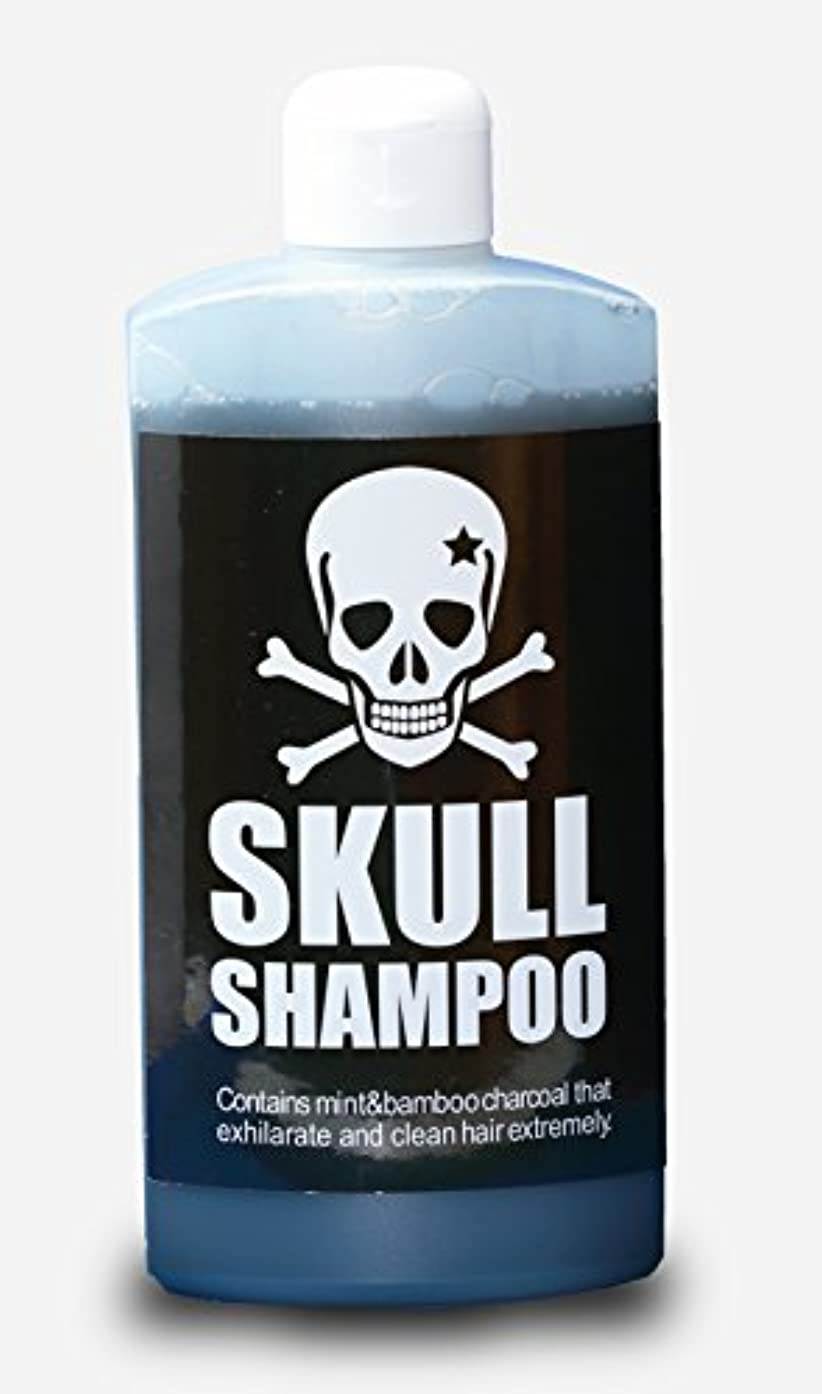 カンガルー自発最初にSkullshampoo/スカルシャンプー Made in Japan