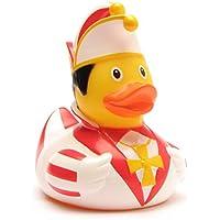 Prince Carnival Rubber Duck | Bathduck | Duckshop | ???????| L: 8,5 cm
