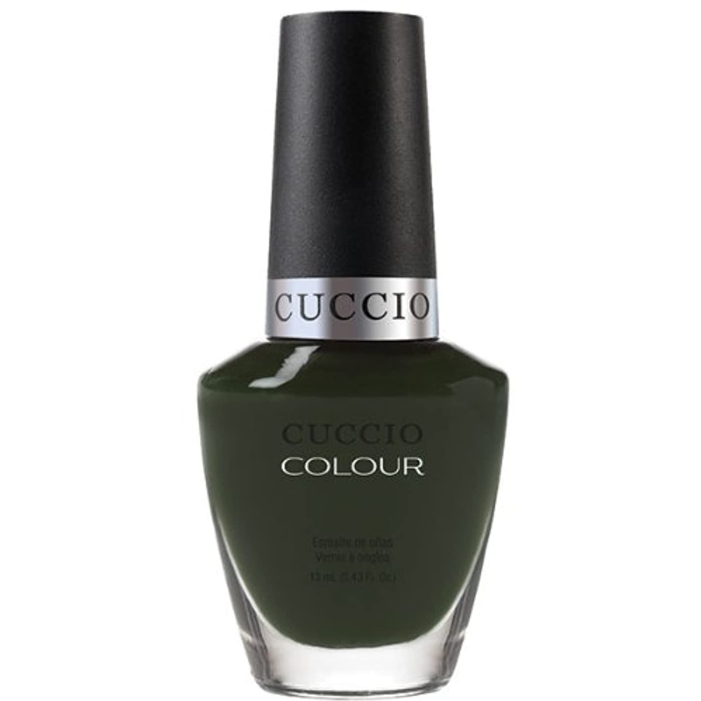 腕列挙する政府Cuccio Colour Gloss Lacquer - Glasgow Nights - 0.43oz / 13ml