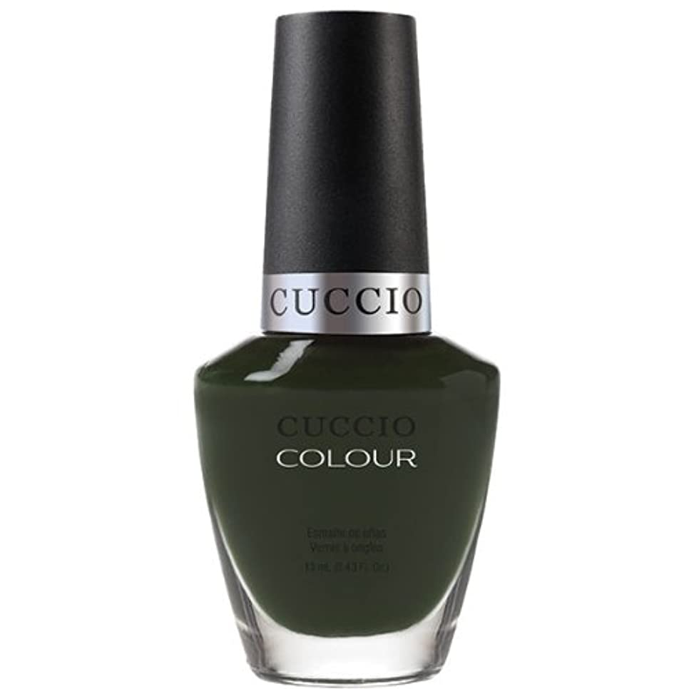 受取人資金部Cuccio Colour Gloss Lacquer - Glasgow Nights - 0.43oz / 13ml
