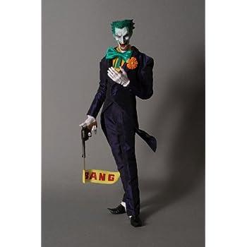 RAH リアルアクションヒーローズ  JOKER BATMAN HUSH Ver. 1/6スケール ABS&ATBC-PVC塗製 装済み可動フィギュア