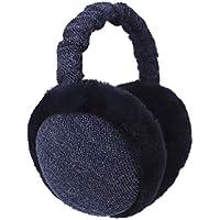 Flammi Unisex Faux Furry Earmuffs Winter Outdoor Foldable Ear Warmers