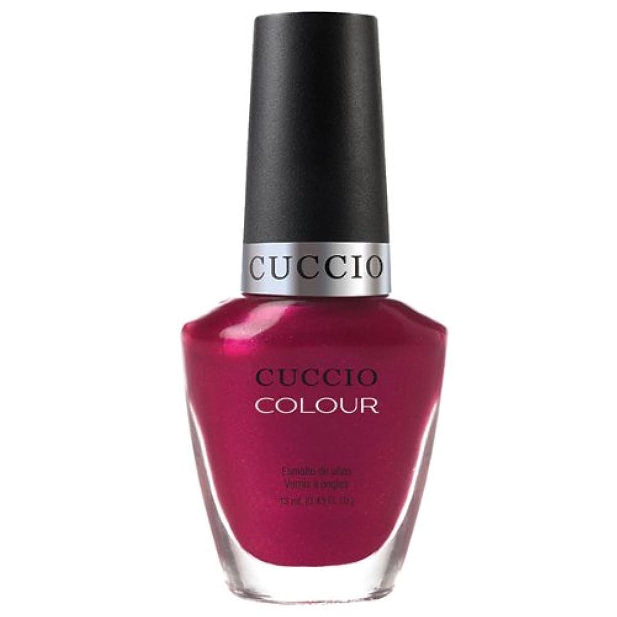 ショッピングセンター汚れる首Cuccio Colour Gloss Lacquer - Call in Calgary - 0.43oz / 13ml