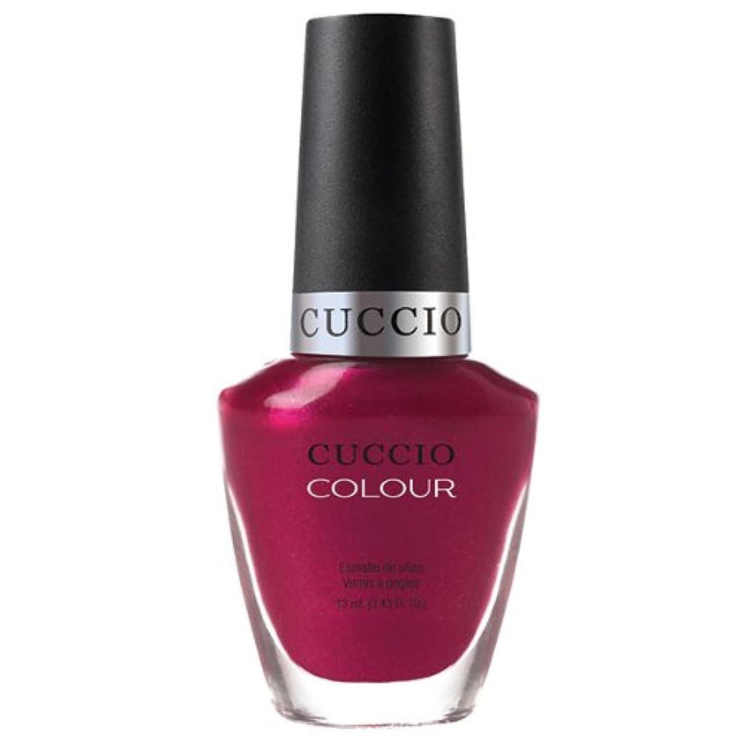 レキシコンボーダーアリCuccio Colour Gloss Lacquer - Call in Calgary - 0.43oz / 13ml