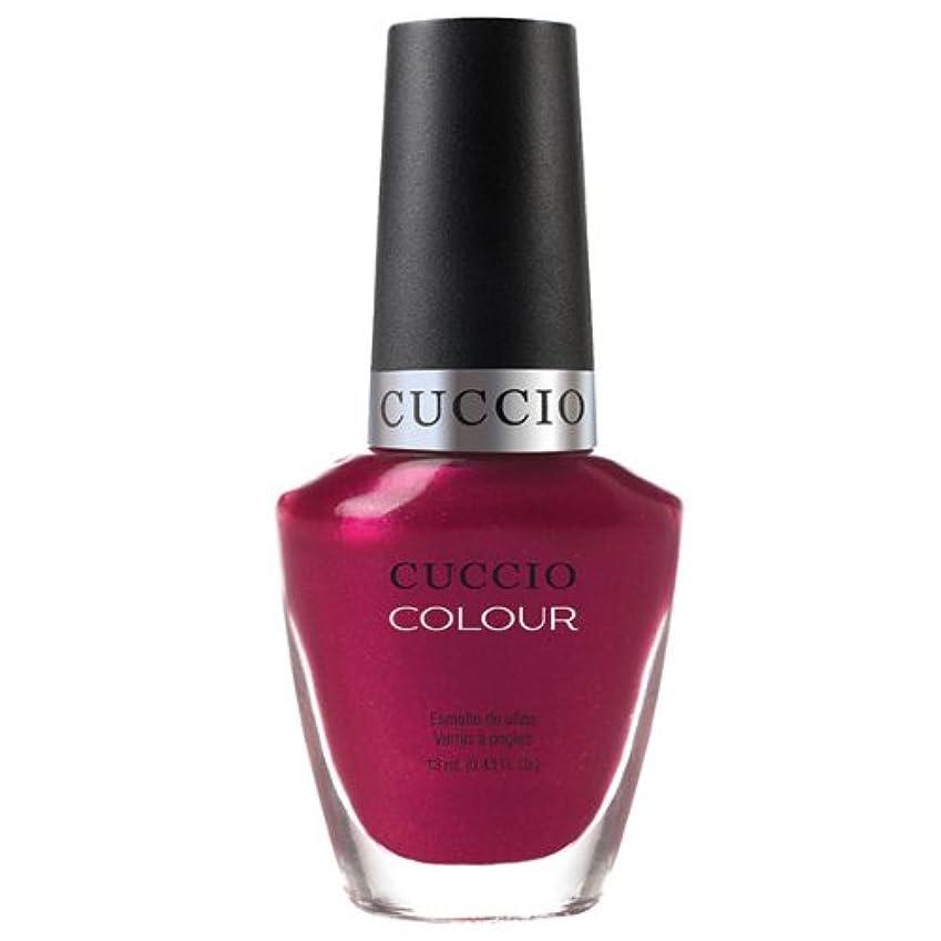 ジャンルコンサルタント合理化Cuccio Colour Gloss Lacquer - Call in Calgary - 0.43oz / 13ml