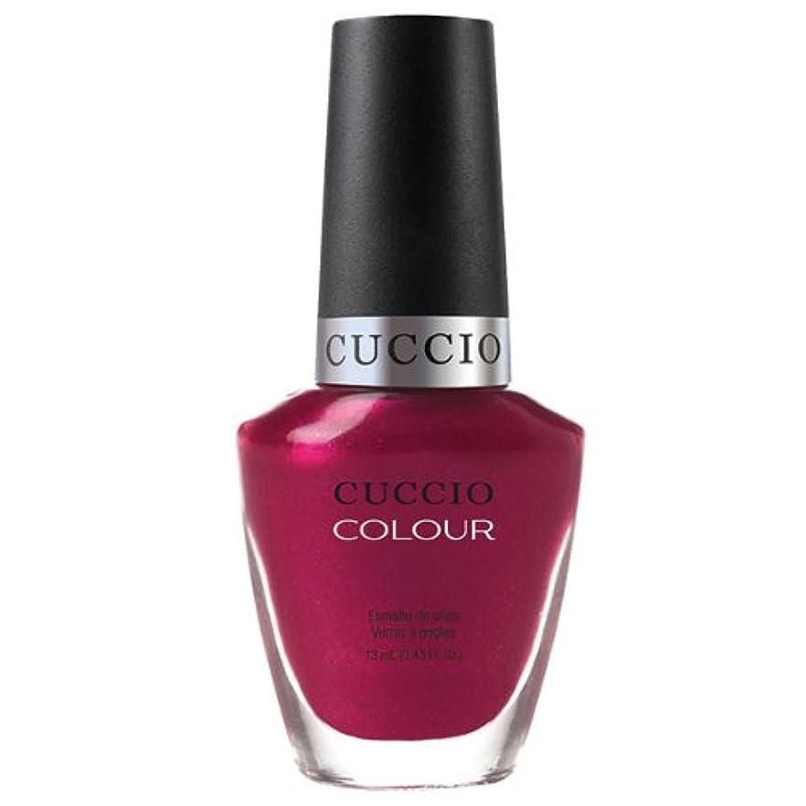 を必要としています好きである止まるCuccio Colour Gloss Lacquer - Call in Calgary - 0.43oz / 13ml