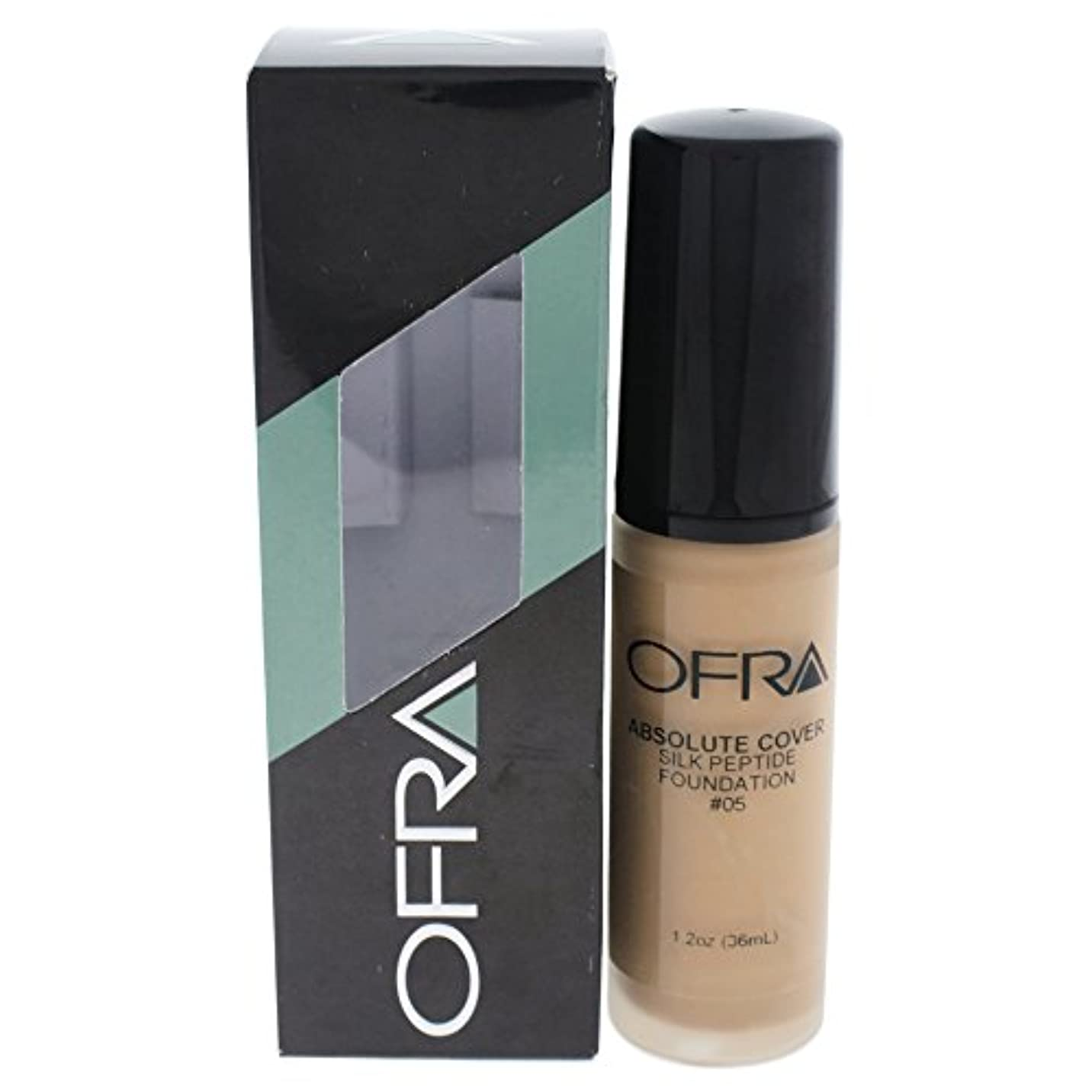Absolute Cover Silk Peptide Foundation - 5