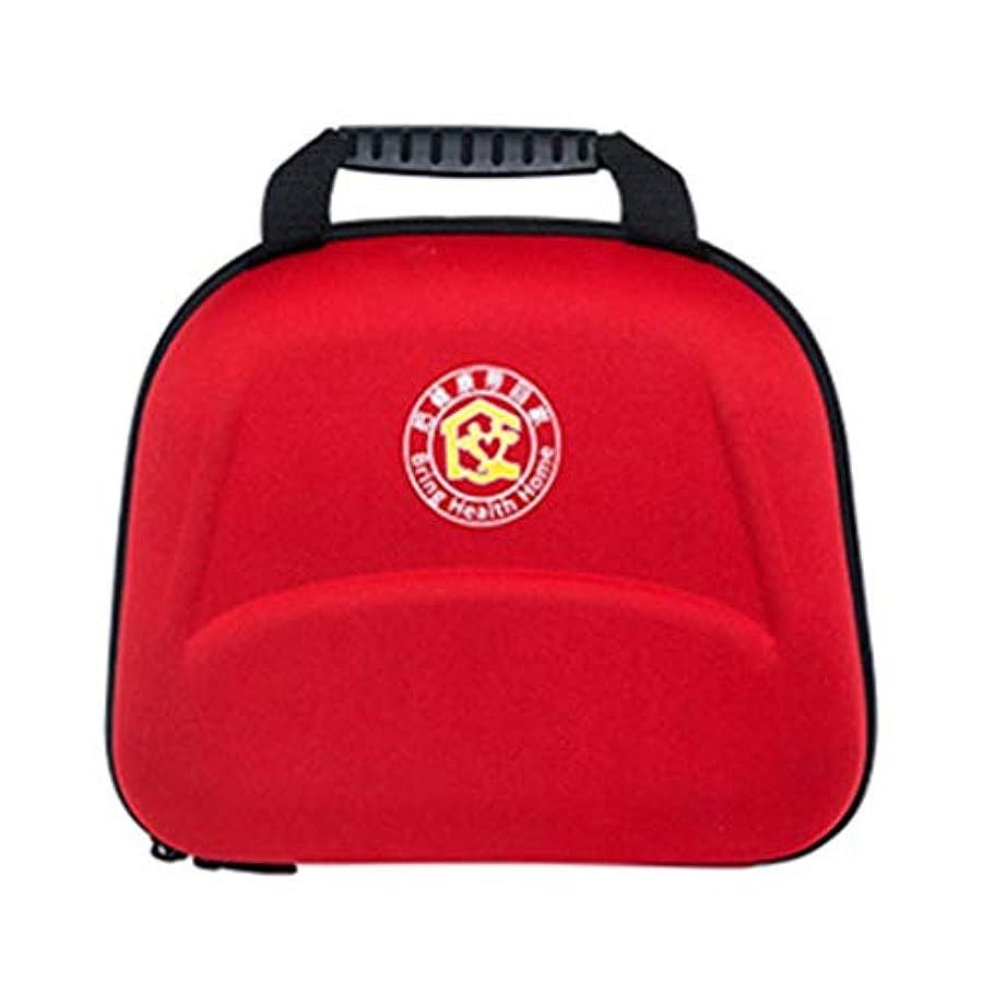 ファン実業家ユーモラス医療用キット 家庭用、オフィス用、車用、屋外用、ボート用、キャンプ用、ハイキング用(袋のみ)/ 24.5 x 10.5 x 20.5 cm QDDSP (Color : Red)