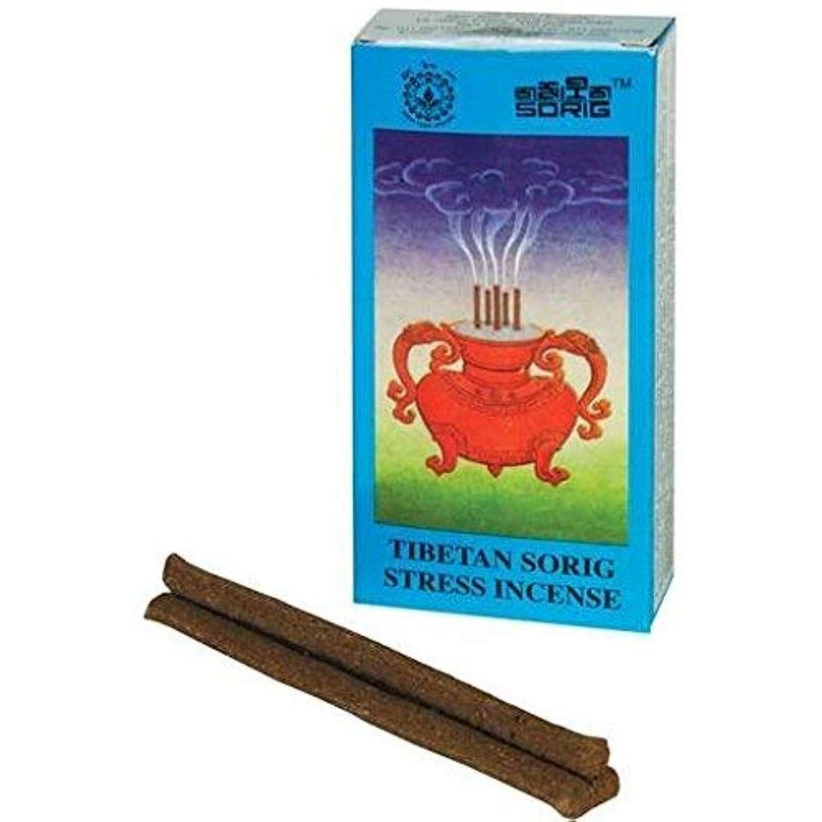 レジ腐敗した味Tibetan Sorig anti-stress loongpoe Incense