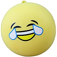 Hanyi Fidget不安ストレスを軽減注意、Kids Squeeze Decompression Toys表情印刷人形Squishyクリーム香りつきSlow Risingおもちゃ、カラフルな圧力Decompression教育