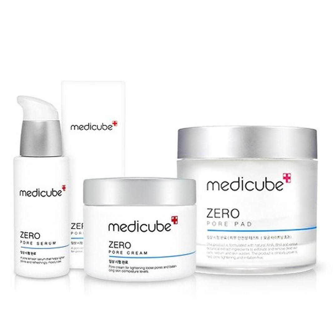 航空便色合いハウス[MEDICUBE]★送料無料★Zero-Line Set / ゼロ基礎化粧品セット[並行輸入品]