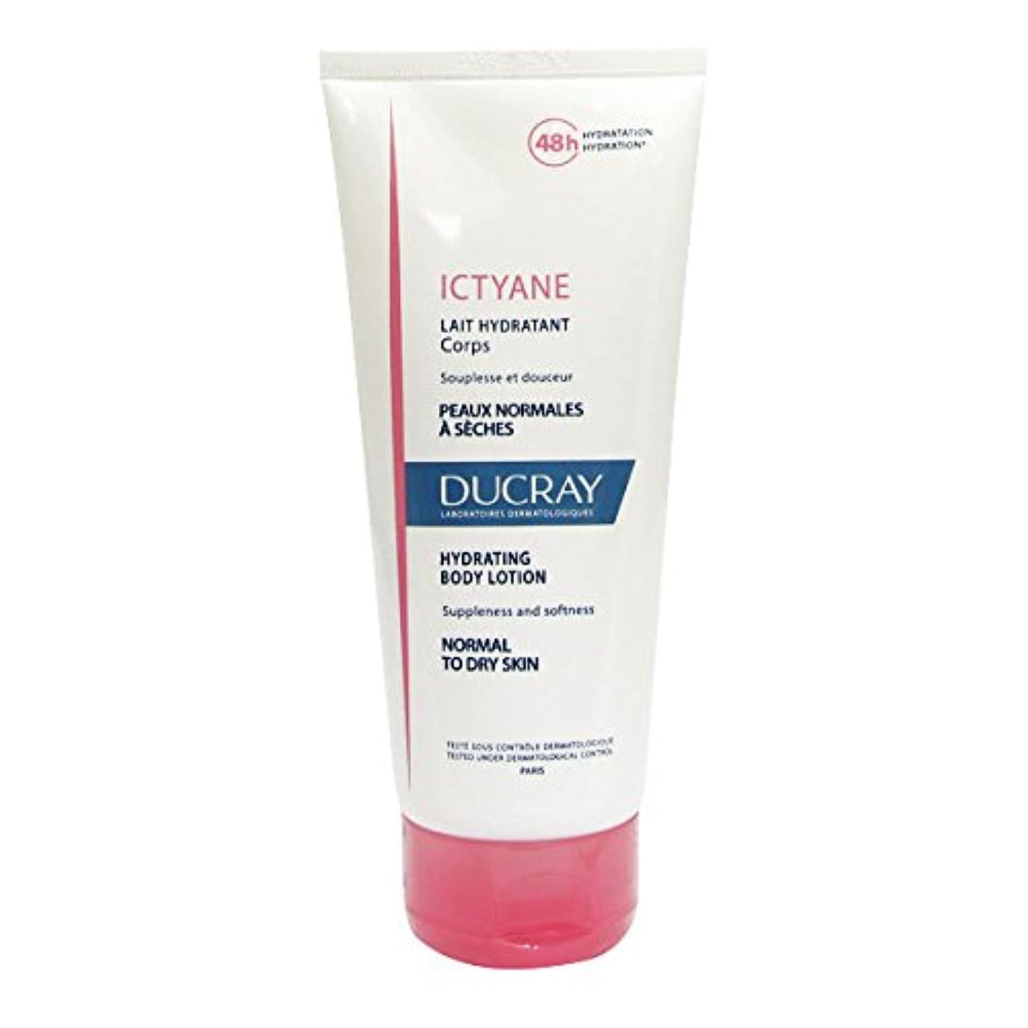 追記アスリートサーキットに行くDucray Ictyane Hydrating Protective Lotion 200ml [並行輸入品]