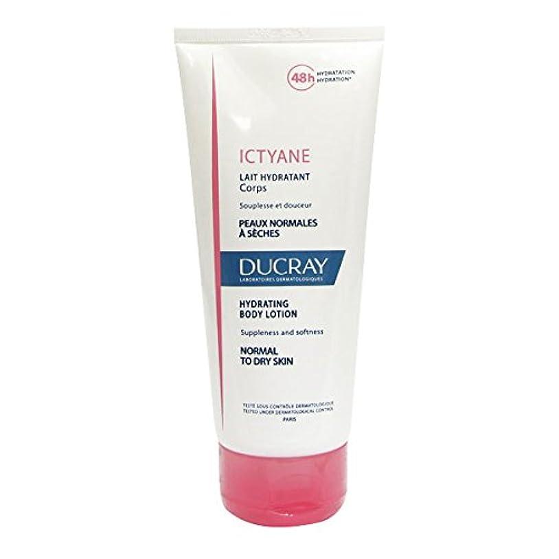 ストライド二年生機転Ducray Ictyane Hydrating Protective Lotion 200ml [並行輸入品]