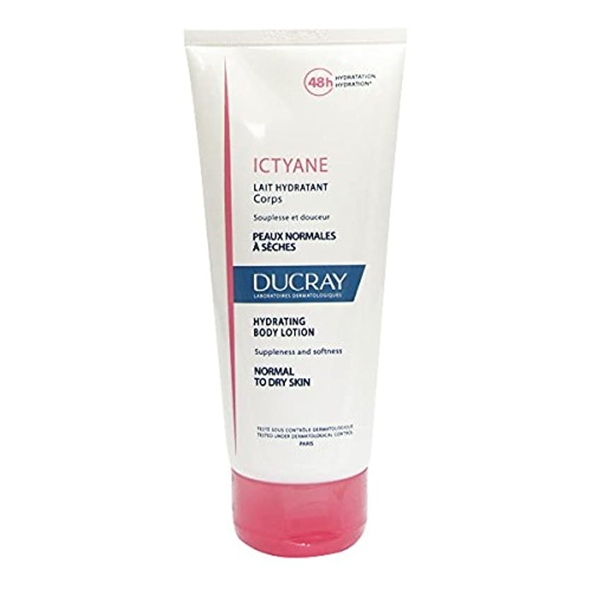 落ち着いた国商標Ducray Ictyane Hydrating Protective Lotion 200ml [並行輸入品]