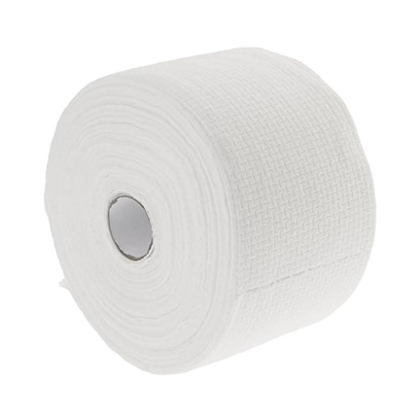 触覚緊急引き算30メートルの使い捨て可能な綿タオル繊維クレンジングフェイシャルワイプメイク落とし - #1