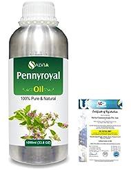 Pennyroyal (Mentha pulegium) 100% Natural Pure Essential Oil 1000ml/33.8fl.oz.