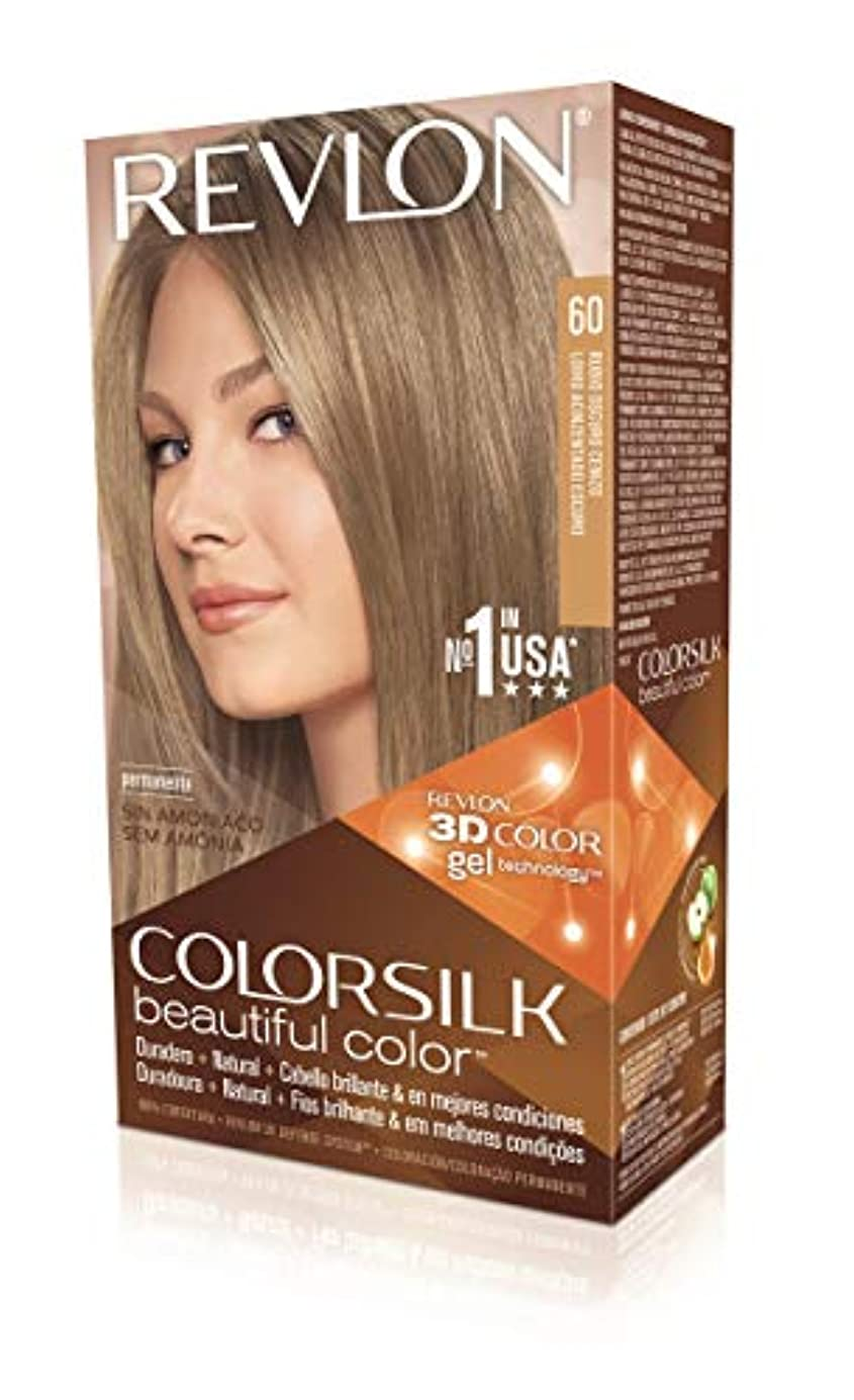 屈辱する即席一過性海外直送肘 Revlon Colorsilk Natural Hair Color 6A Dark Ash Blonde, 6A Dark Ash Blonde each