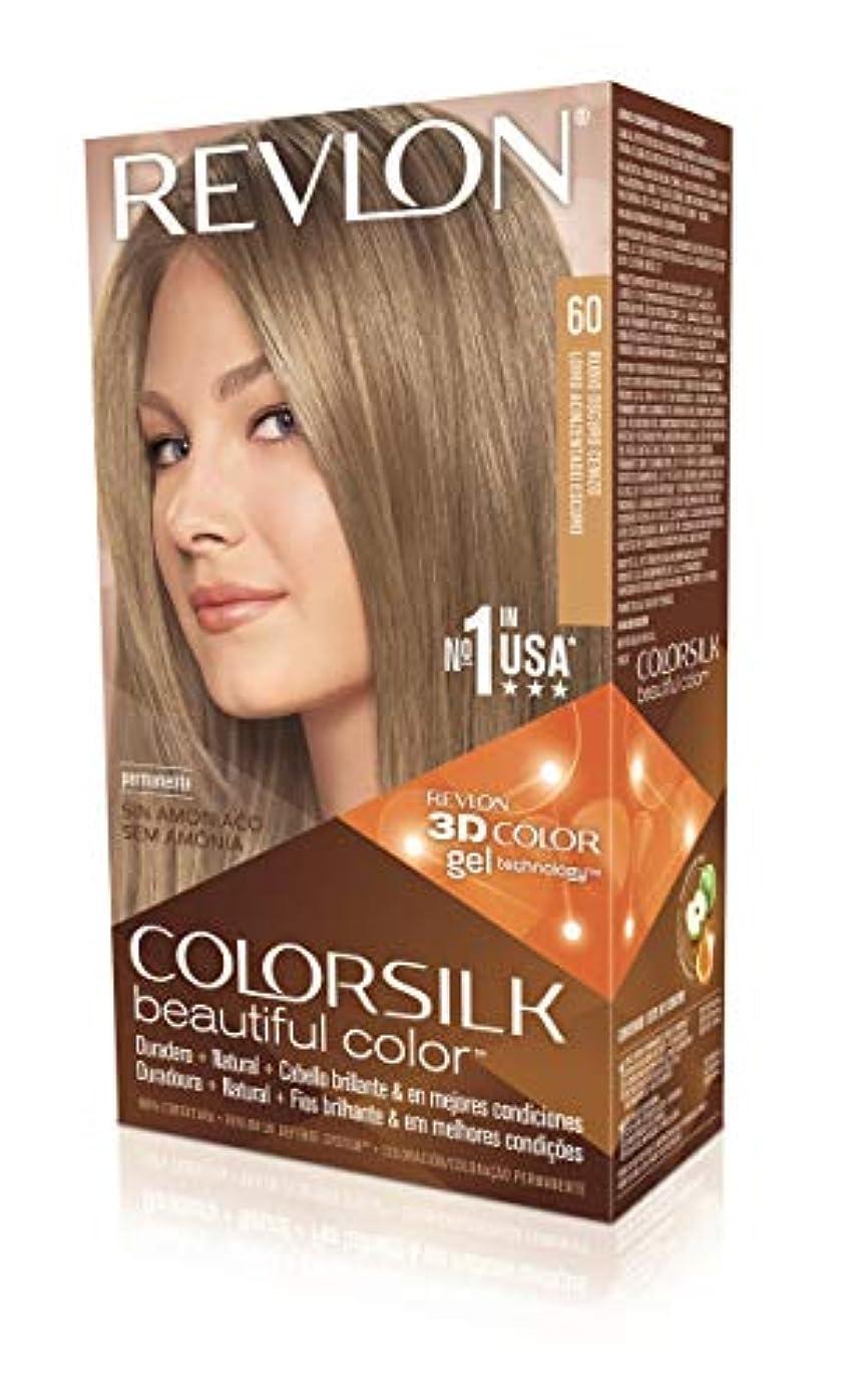壊れたバット道路海外直送肘 Revlon Colorsilk Natural Hair Color 6A Dark Ash Blonde, 6A Dark Ash Blonde each
