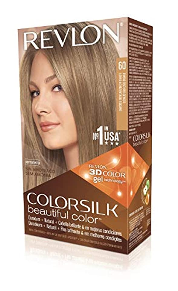 ジョセフバンクス薬理学幾分海外直送肘 Revlon Colorsilk Natural Hair Color 6A Dark Ash Blonde, 6A Dark Ash Blonde each
