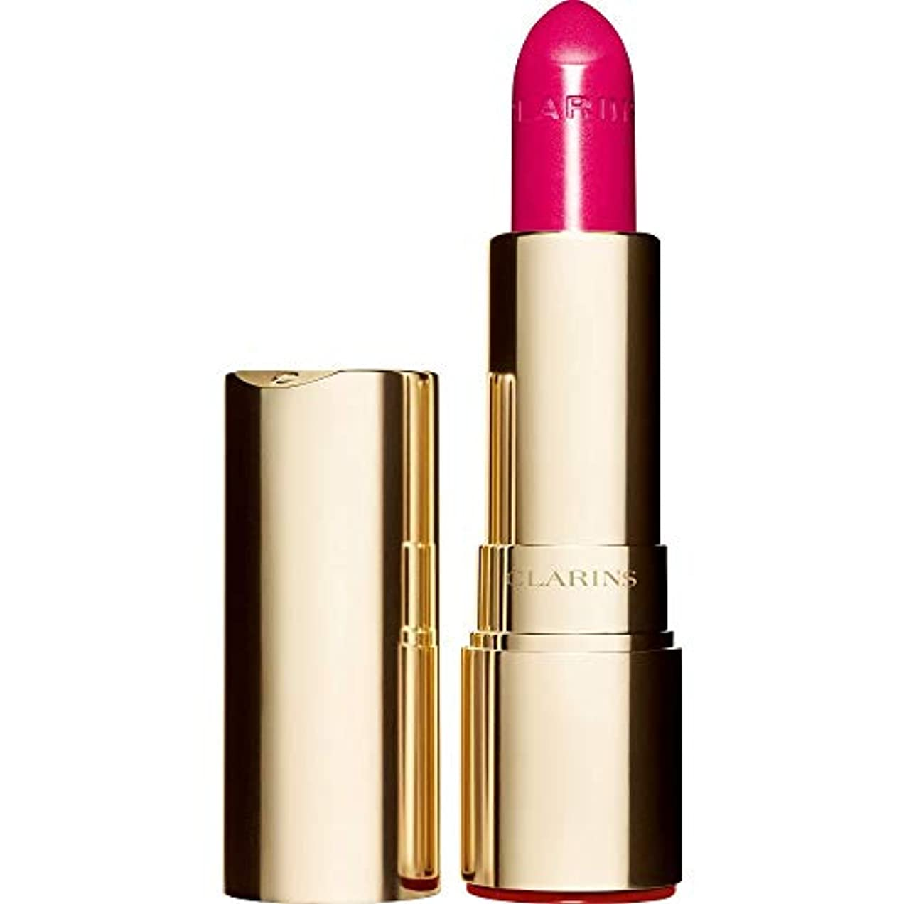 駅絶望データベース[Clarins ] クラランスジョリルージュブリリアント口紅3.5グラムの713S - ホットピンク - Clarins Joli Rouge Brillant Lipstick 3.5g 713S - Hot Pink...