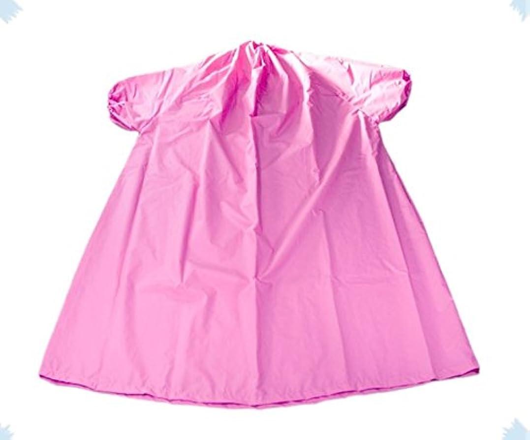発送注文受け次の日可、能、韓国国内本場製造品、よもぎ蒸しマント、袖あり、座浴器セット、座浴器、ヨモギ蒸し自宅ー分厚い専用服【ピンク色】
