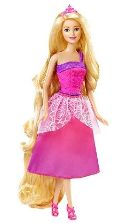 バービー キングダム プリンセス Barbie Endless Hair Kingdom Princess,Blonde(DKB63) [並行輸入品]
