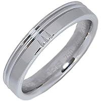 [エルメス]HERMES K18WG マリッジリング 指輪 #49(8.5号) 中古