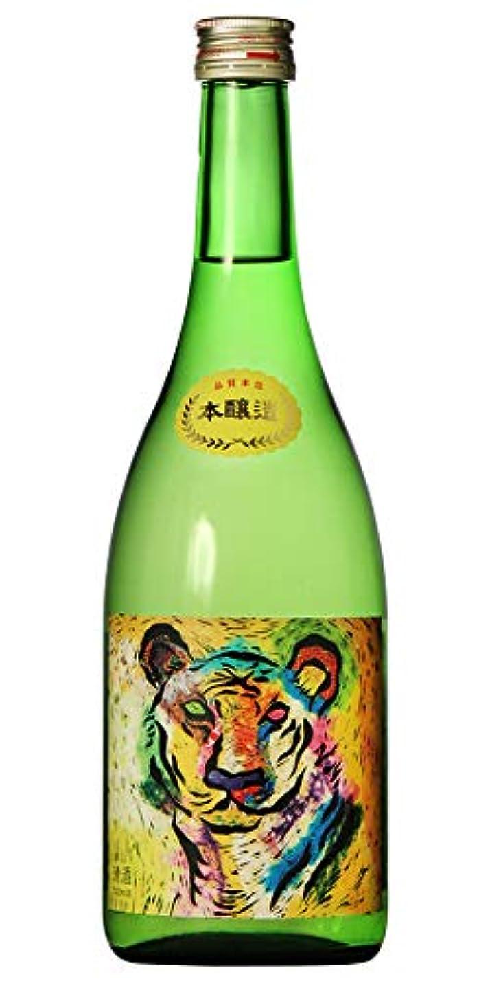お祝いリーク生命体ナゴヤクラウド 金虎 本醸造 720ml 1本
