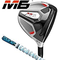 TAYLOR MADE(テーラーメイド) M6 フェアウェイウッド Tour AD VR-6 (ツアーAD VR6) カーボンシャフト メンズゴルフクラブ 右利き用
