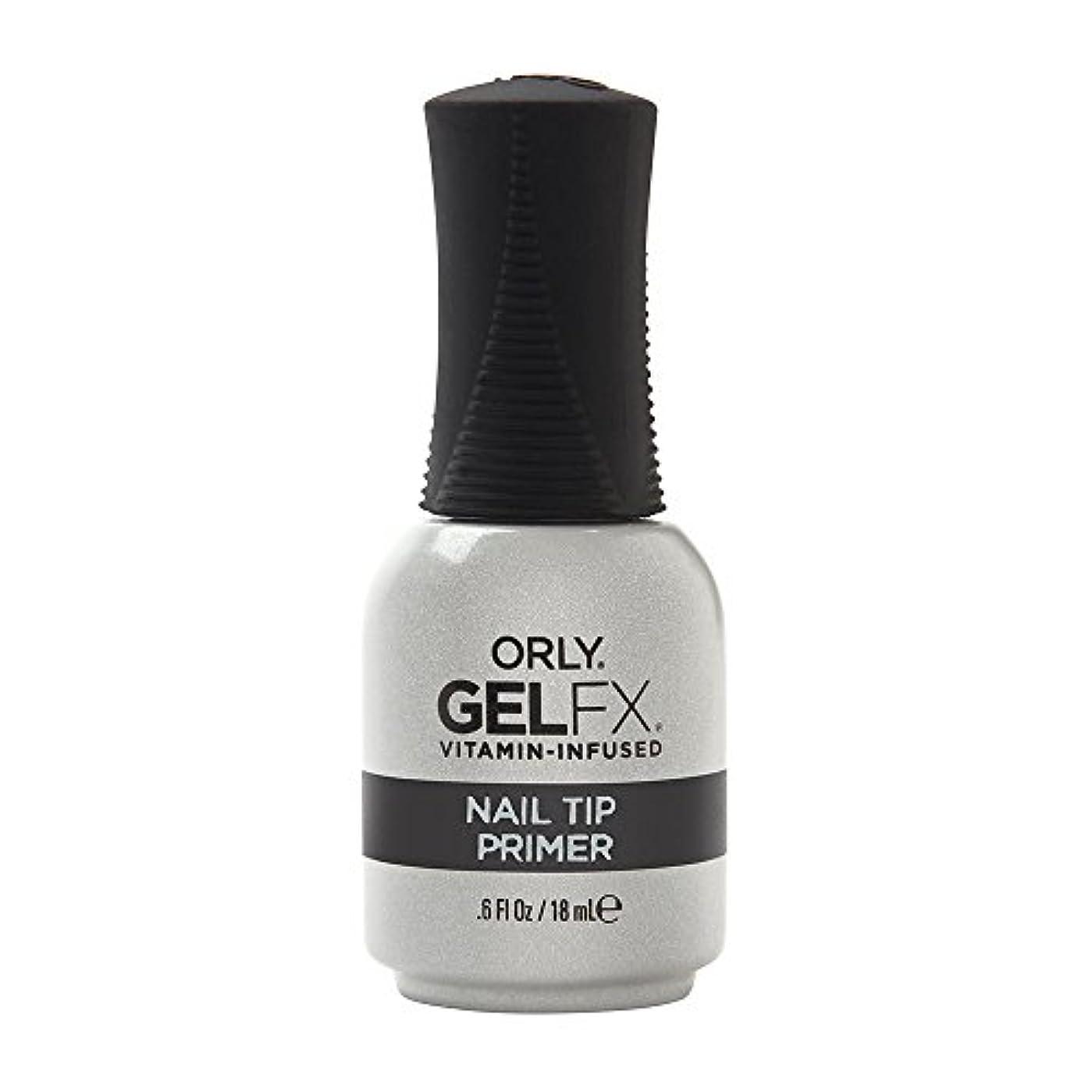 樫の木単位記述するOrly Gel FX - Nail Tip Primer - 0.6 oz / 18 mL