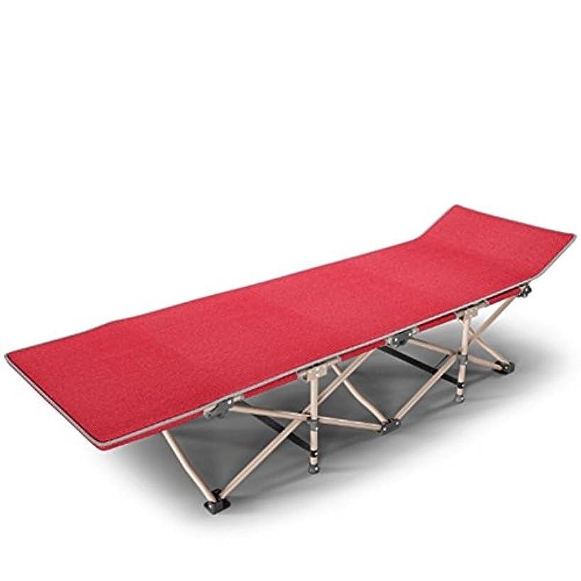 まだ溝密度SAKEY 折りたたみベッド 吸湿通気 組立不要 持ち運び便利 室内 仮眠 昼休み 簡易ベッド アウトドア キャンプ ビーチ レジャーベッド