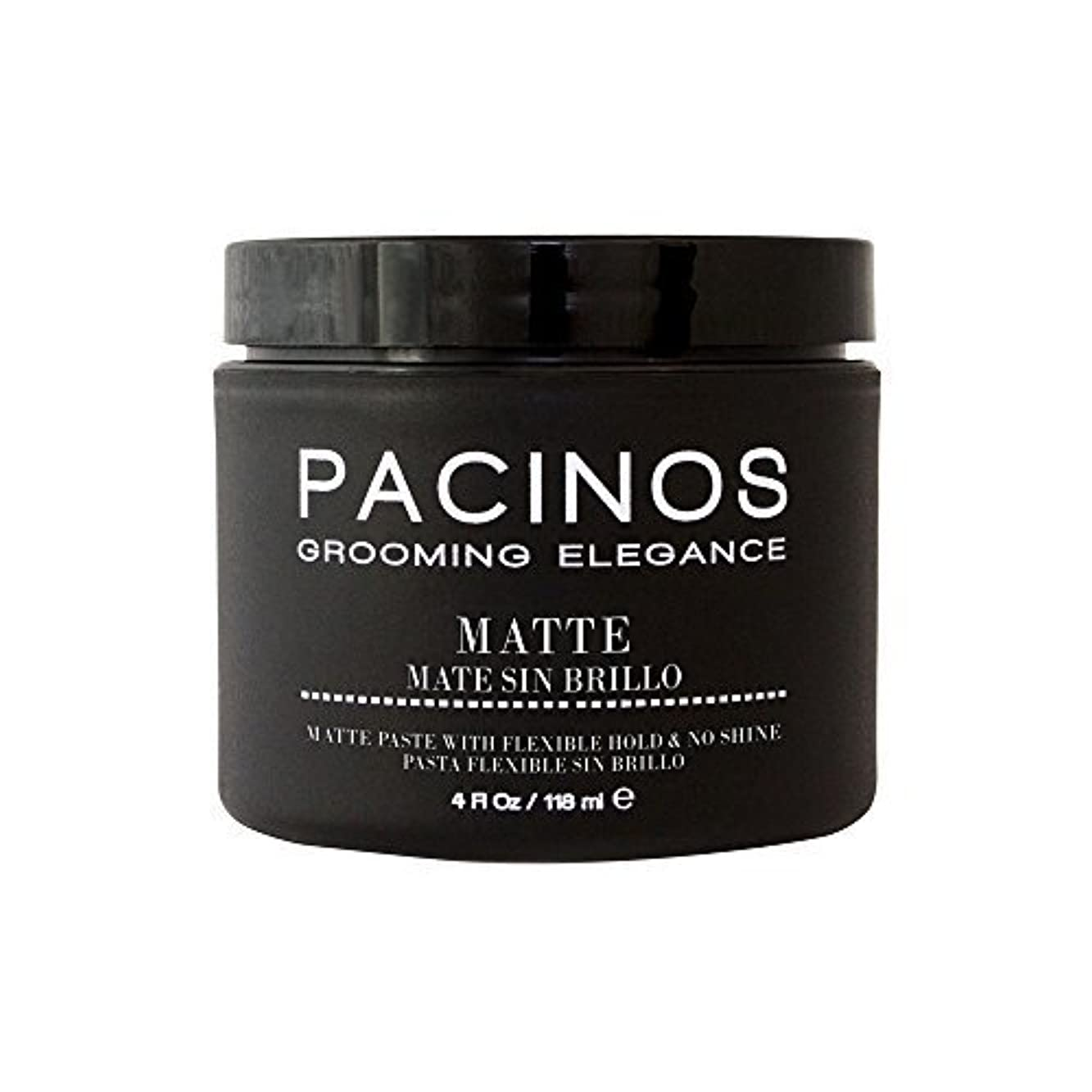 欠乏社会科承認Pacinos Matte, 4 Ounce [並行輸入品]