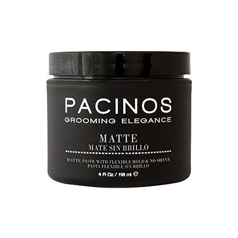 重要な役割を果たす、中心的な手段となる批判する樫の木Pacinos Matte, 4 Ounce [並行輸入品]
