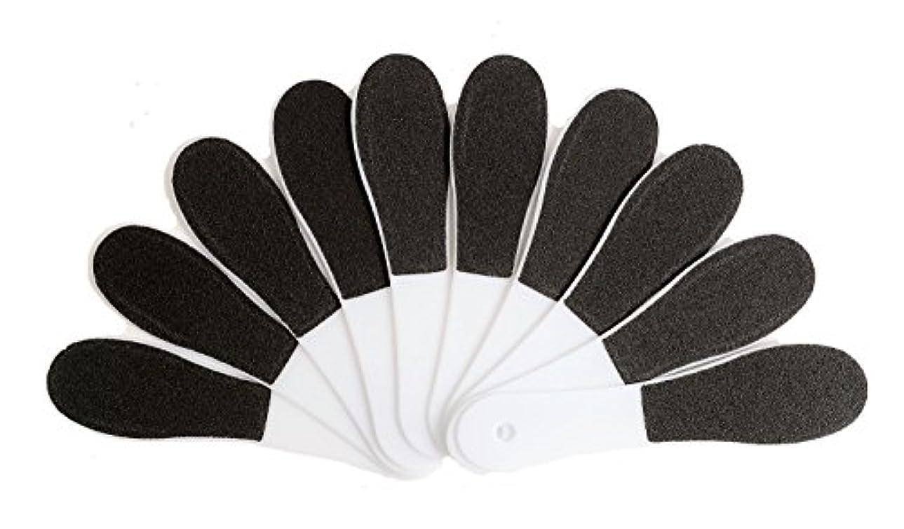 受信食べる開発する(ADOSSY) プロ仕様 角質除去 フット用品 角質削り 20本 セット かかと 魚の目 ケア 足裏 フットケア 足底 つるつる なめらか すべすべ