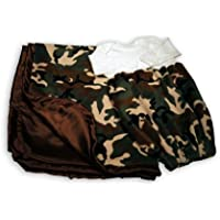 Caught Ya Lookin' Baby Gift Set, Camouflage by Caught Ya Lookin'
