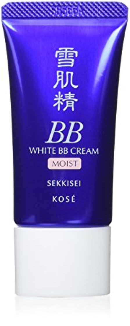 メッセージ批判軍団雪肌精 ホワイト BBクリーム モイスト 01 30g