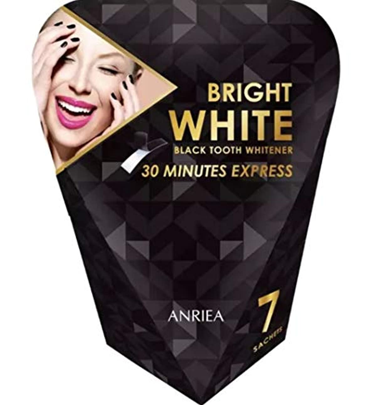 ラバ成熟した淡いAnriea 3d white teeth Whitestrips Professional effect ANRIEA 3D ホワイトストリッププロフェッショナルエフェクト