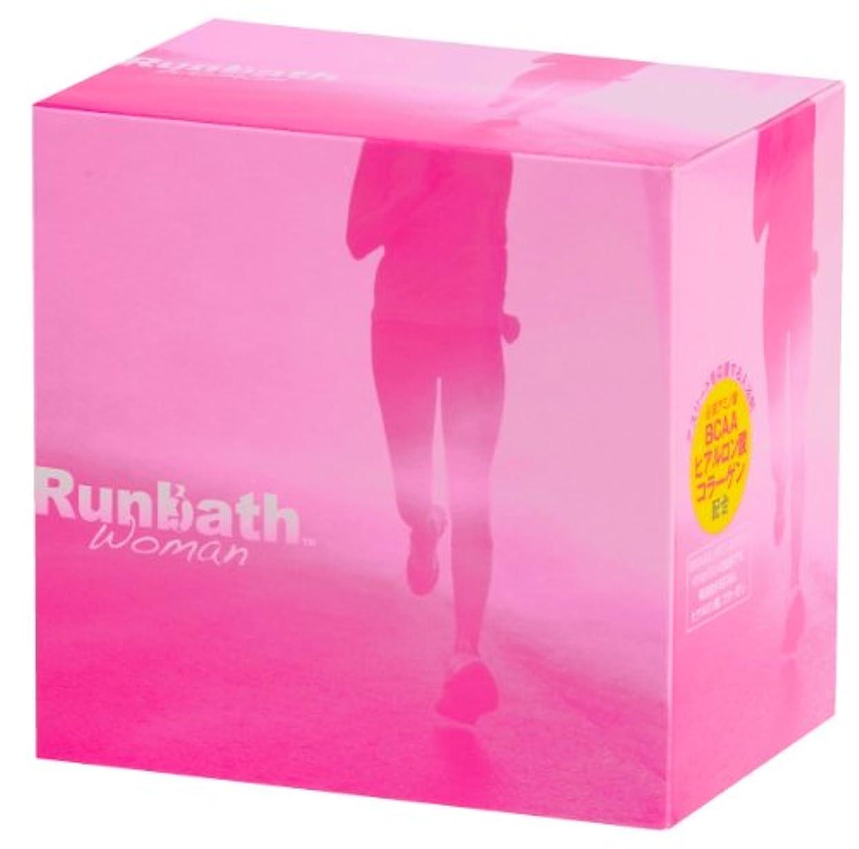 まばたき鷹時系列Runbath Woman ランバスウーマン