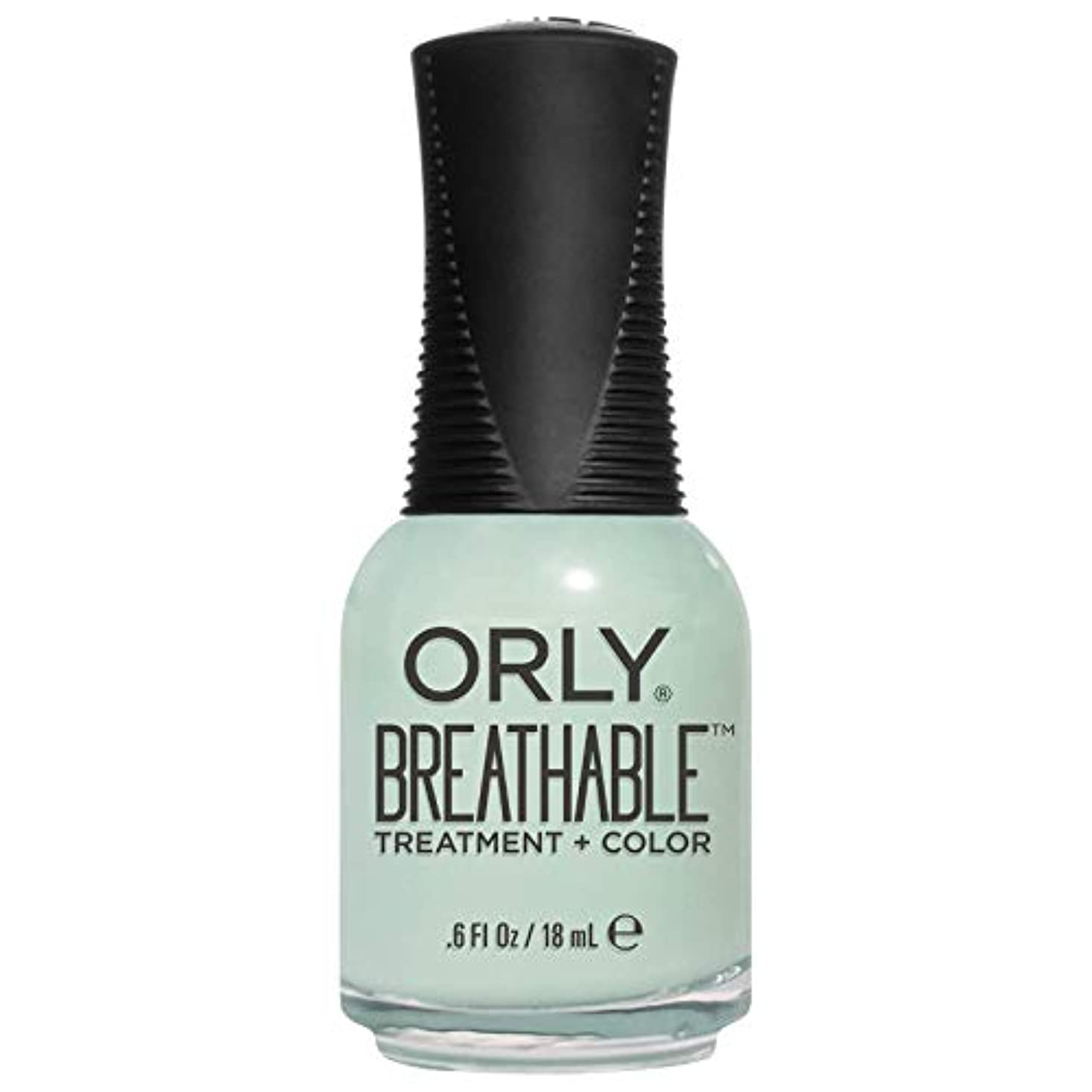 Orly Breathable Treatment + Color Nail Lacquer - Fresh Start - 0.6oz/18ml