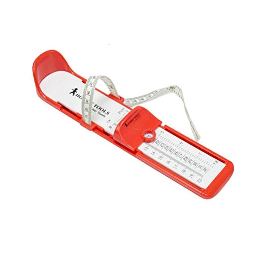 光のいつか嘆願Badasa 足測定ゲージ,赤ちゃんの足測定ゲージ足測定ツールプラスチック足定規